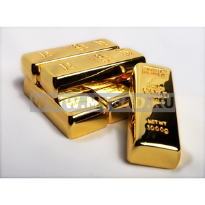 Флешка MG17Gold Bar.32gb на 32 Гб, в форме слитка