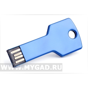 Флэшка необычного дизайна KEY.BL.32gb