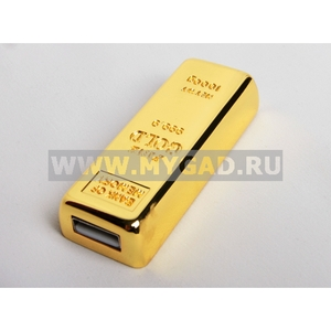 Флешка MG17Gold Bar.32gb